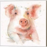Farm Friends III Fine Art Print