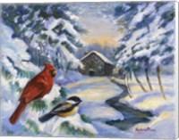 Winter Song Fine Art Print