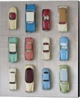 Toy Cars Fine Art Print