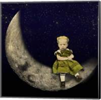 Moon Rider Fine Art Print
