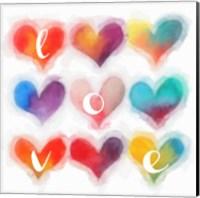 Heart Love Fine Art Print