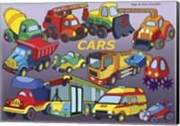 Cars Fine Art Print