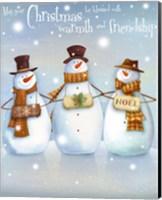 May Your Christmas Fine Art Print