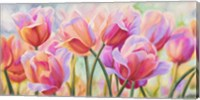 Tulips in Wonderland Fine Art Print