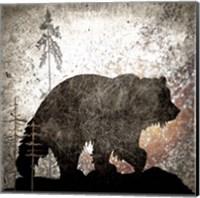 Calling Bear Fine Art Print