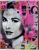 Grace Kelly Fine Art Print
