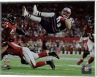 Julian Edelman Super Bowl LI Fine Art Print