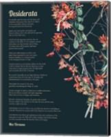 Desiderata Autumn Branches Fine Art Print