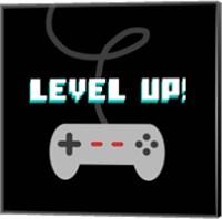 Level Up! Fine Art Print