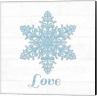 Snowflake II Fine Art Print
