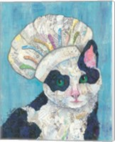 Chef Cat Fine Art Print
