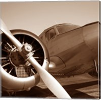 Aeroplane 2 Fine Art Print