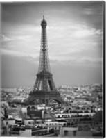 Eiffel Tower  5 Fine Art Print