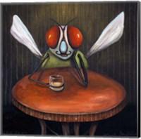 Bar Fly Fine Art Print