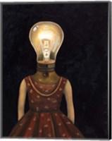 Light Headed 1 Fine Art Print
