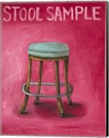 Stool Sample Fine Art Print