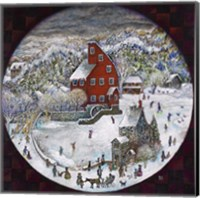 The Mill Fine Art Print