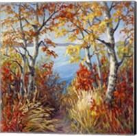 Lake Aspen Fine Art Print