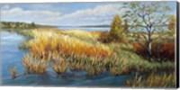 Marsh Edge Fine Art Print