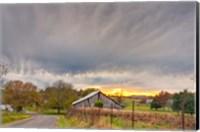 Tennessee Sunset Fine Art Print