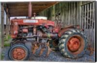 farmall tractor Fine Art Print