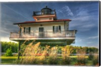 Carolina Lighthouse Fine Art Print