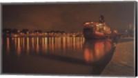 Paris Lost Boat Fine Art Print