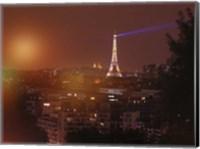 Bokeh Eiffel Fine Art Print
