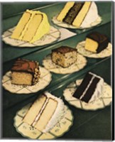 Cake Slices Fine Art Print