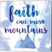 Words of Faith II Fine Art Print