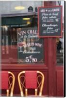Paris Bar Fine Art Print