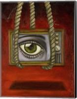 Eyewitness 2 Fine Art Print