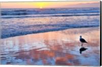 Venice Beach Sunset Fine Art Print
