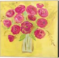 Burst of Poppies Bright Fine Art Print