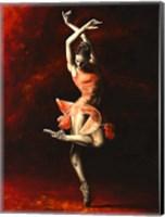 The Passion of Dance Fine Art Print