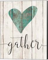 Gather - Heart Fine Art Print