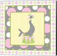 Baby Big Top VI Pink Fine Art Print
