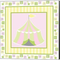 Baby Big Top X Pink Fine Art Print
