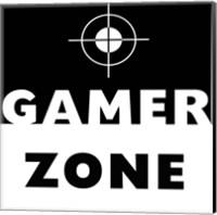 Gamer Zone Fine Art Print