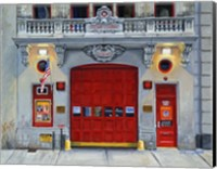 Fdny Engine 65 Fine Art Print