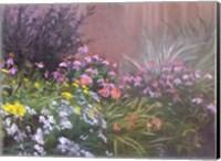 Flower Bed Fine Art Print