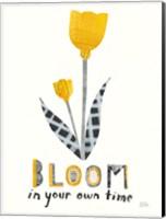 Bloom Boldly IV Fine Art Print