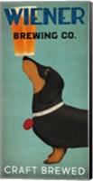 Wiener Brewing Co Fine Art Print