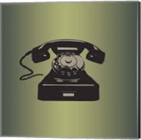 MCM Telephone Fine Art Print