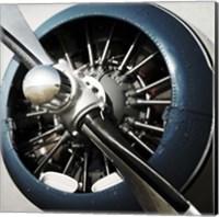Aeronautical I Fine Art Print