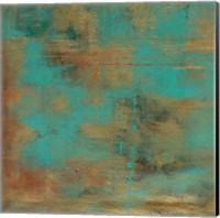 Rustic Elegance Square III Fine Art Print