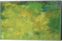Rising Grace Greenery Fine Art Print