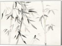 Bamboo Leaves III Fine Art Print