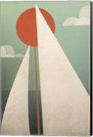 Sails V Fine Art Print