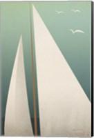Sails IV Fine Art Print
